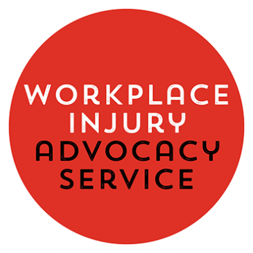 Logo of the Workplace Injury Advocacy Service