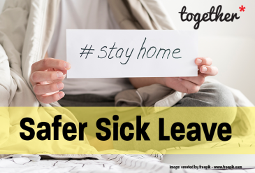 Safe Sick Leave campaign